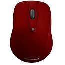 Modecom MC-WM4, Wireless, Red
