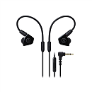 Audio-Technica ATH-LS50ISBK, In-ear, Black