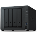 Synology DiskStation DS418, 4-bay