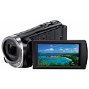 Sony HDR-CX450B, Black
