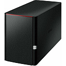 Buffalo LinkStation 220, 6TB, 2 Bay NAS, USB2.0, RJ45