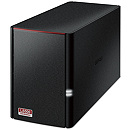 Buffalo LinkStation 520DE, 2 Bay NAS, USB3.0, RJ45
