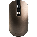 Modecom MC-WM101, Wireless, Brown