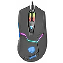 Natec Fury Hunter, USB, Black