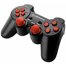 Esperanza EGG106R Corsair for PC/PS2/PS3, Black/Red