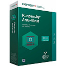 Kaspersky Lab Anti-Virus, 1 Year, 1 Device, Renewal