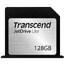 Transcend JetDrive Lite 350, 128GB, Storage expansion card for MacBook Pro Retina