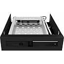 Raidsonic Icy Box Mobile Rack for 2.5'' SATA HDD or SSD, Black