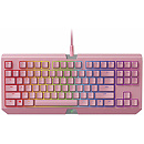Razer BlackWidow TE Chroma V2, ENG, Quartz Pink