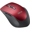 Asus WT425, Optical, Wireless, Red