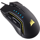 Corsair Glaive RGB, Optical, Black