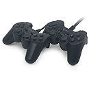 Gembird JPD-UDV2-01 Set of 2 USB Gamepads