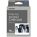 Fujifilm Monochrome Instax Wide Film, 10pcs