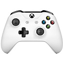 Microsoft Xbox One S Wireless Controller, White