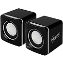 Arctic Cooling S111BT Portable speakers, Black