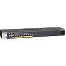 Netgear M4200-10MG-PoE+ Multigigabit Ethernet Managed Switch
