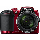 Nikon CoolPix B500, Red