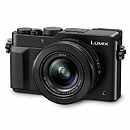Panasonic DMC-LX100, Black