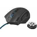 Trust GXT 155 Gaming Mouse, Black