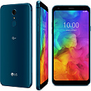 LG Electronics Q7 Plus, 64GB, Blue