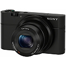Sony DSC-RX100, Black