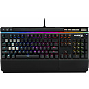 Kingston HyperX Alloy Elite RGB, Mechanical, Cherry MX Red, USB, EN