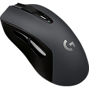 Logitech G603, Wireless, Black