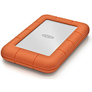Lacie Rugged Mini, 1TB, USB3.0, Orange