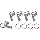 GoPro Attachment Keys + Rings (for Smart Remote + Wi-Fi Remote)
