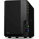 Synology DiskStation DS218, 2-bay