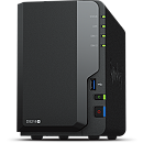 Synology DiskStation DS218+, 2-bay