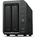 Synology DiskStation DS718+. 2-bay