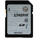 Kingston SDHC, 16GB, Class 10 UHS-I