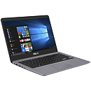 "Asus VivoBook S410UA Grey, 14"" FHD, Core i5-8250U, 8GB, 256GB SSD, Windows 10 Home"
