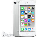 Apple iPod Touch, 32GB, Silver (6th gen)