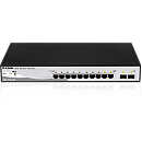 D-Link DGS-1210-10P, Gigabit Smart III Switch