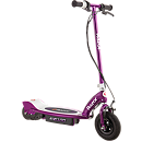 Razor E100 Electric Scooter, Purple