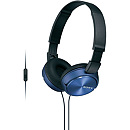 Sony MDR-ZX310AP, Blue