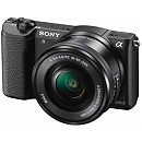 Sony ILCE A5100 + 16-50mm, Black