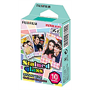 Fujifilm Instax Mini Stained Glass Instant Film, Quantity 10