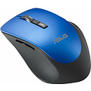 Asus WT425, Optical, Wireless, Blue