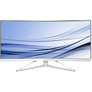"Philips 349X7FJEW, 34"" Curved"