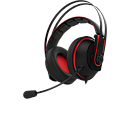 Asus Cerberus V2, Headset Black/Red