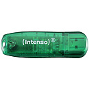 Intenso Rainbow, 8GB, Green