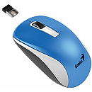 Genius NX-7010, Optical, Wireless, Blue