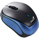 Genius Micro Traveler 9000R V3, Optical, Wireless, Blue