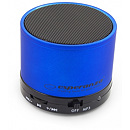Esperanza Ritmo Bluetooth speaker, Blue