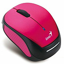 Genius Micro Traveler 9000R V3, Optical, Wireless, Pink