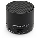 Esperanza Ritmo Bluetooth speaker, Black