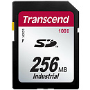 Transcend Memory card Transcend Industrial SDHC 256MB CL6